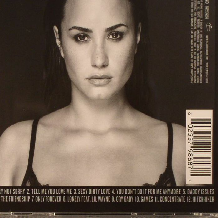 Lovato Demi Tell Me You Love Me