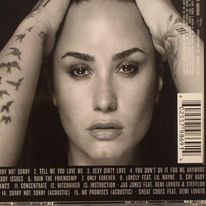 LOVATO, Demi - Tell Me You Love Me (Deluxe Edition)