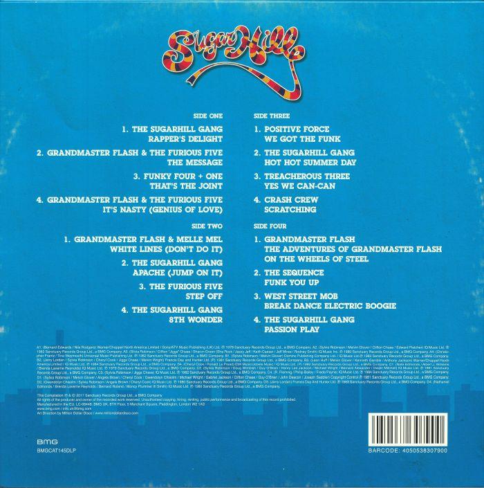 VARIOUS - Original Hip Hop Classics Presented By Sugar Hill