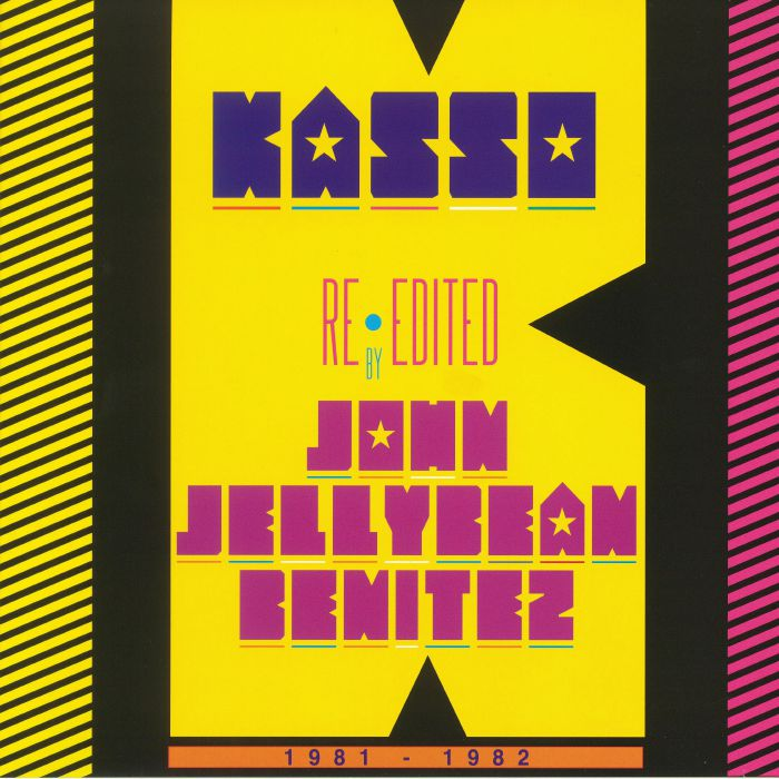 KASSO - Kasso Re-edited By John Jellybean Benitez