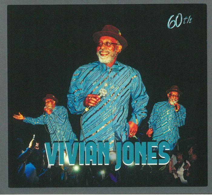 JONES, Vivian - 60th