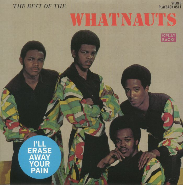 WHATNAUTS, The - The Best Of The Whatnauts