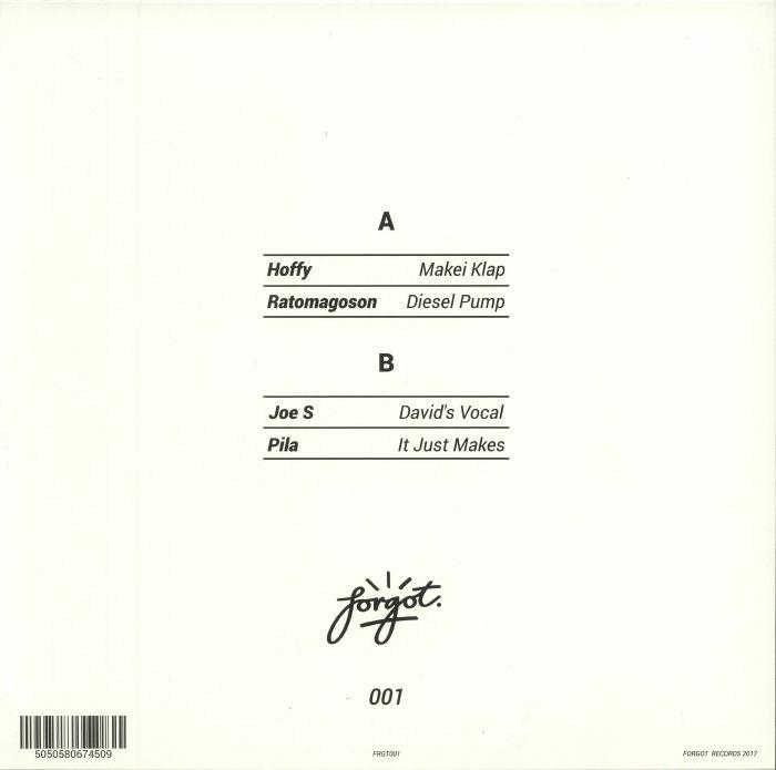 HOFFY/RATOMAGOSON/JOE S/PILA - Forgot 001