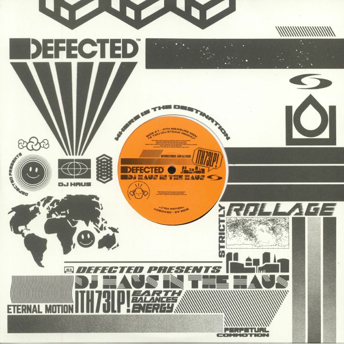 DJ HAUS/VARIOUS - Defected Presents DJ Haus In The House