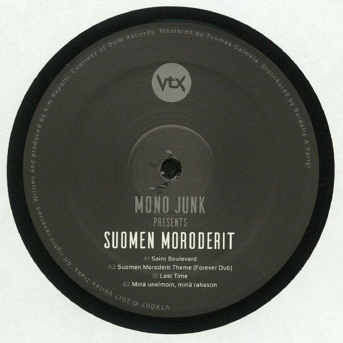 MONO JUNK - Suomen Moroderit