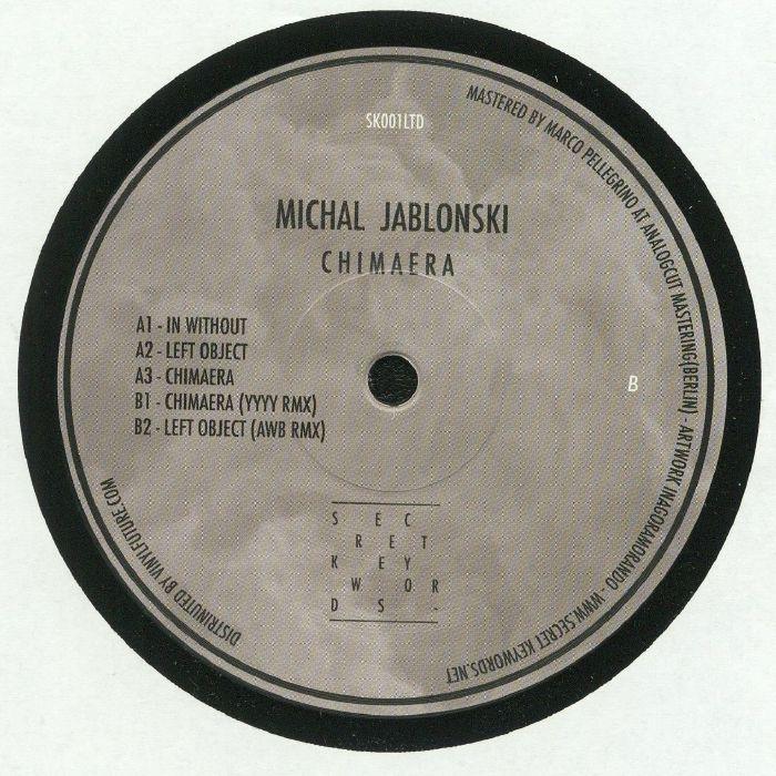 JABLONSKI, Michal - Chimaera