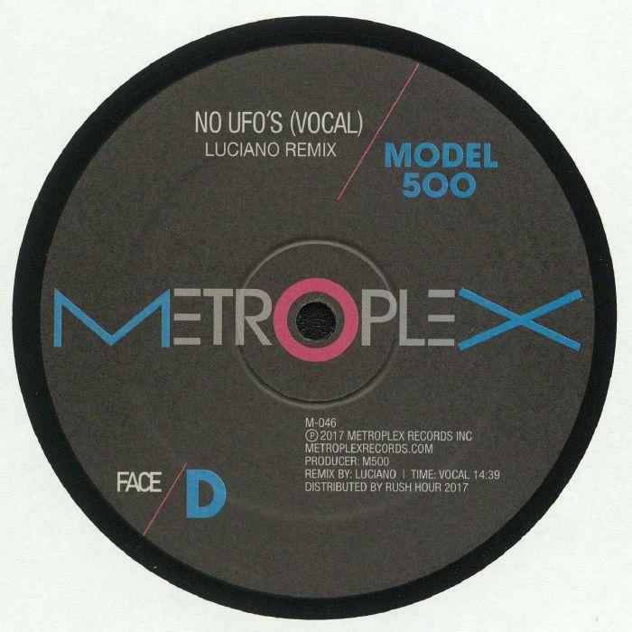 MODEL 500 - No UFO's