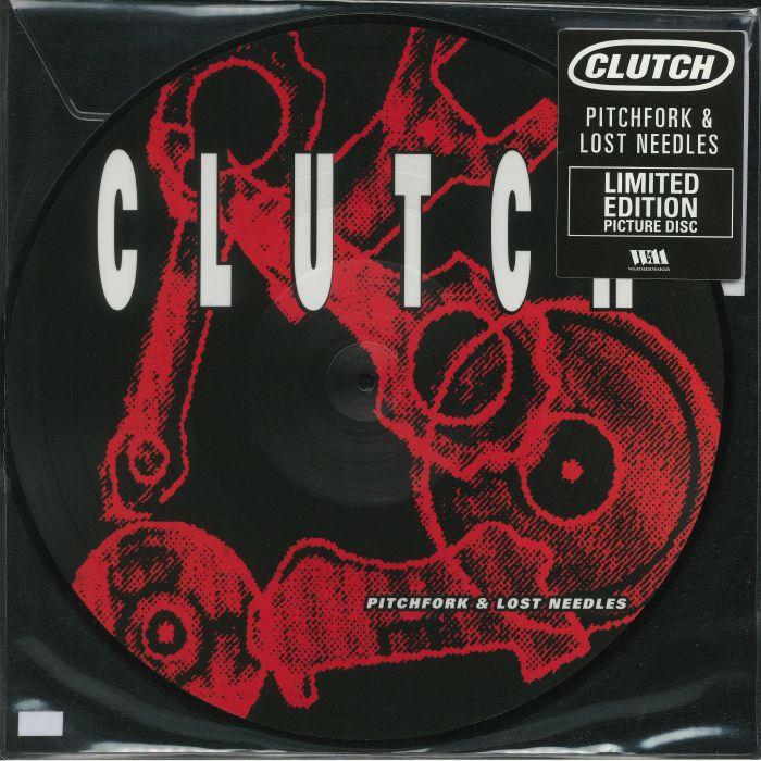 CLUTCH - Pitchfork & Lost Needles