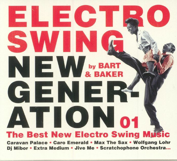 BART & BAKER/VARIOUS - Electro Swing: New Generation 01