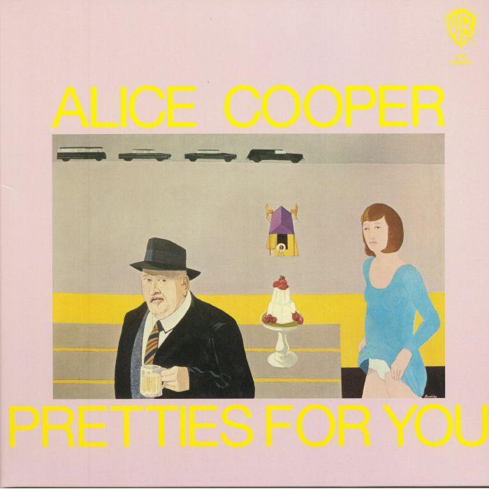 COOPER, Alice - Pretties For You (reissue)