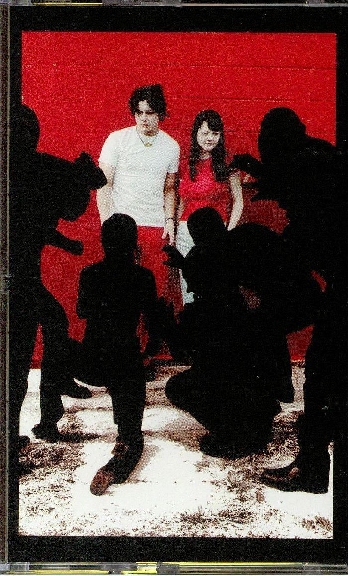 The White Stripes White Blood Cells Reissue Vinyl At
