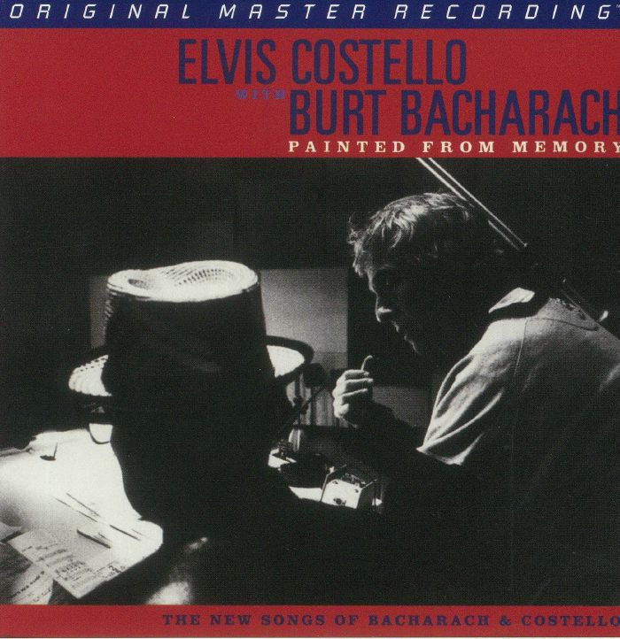 COSTELLO, Elvis/BURT BACHARACH - Painted From Memory