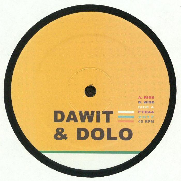 Dawit & Dolo - Rise b/w Wise (Future Times)