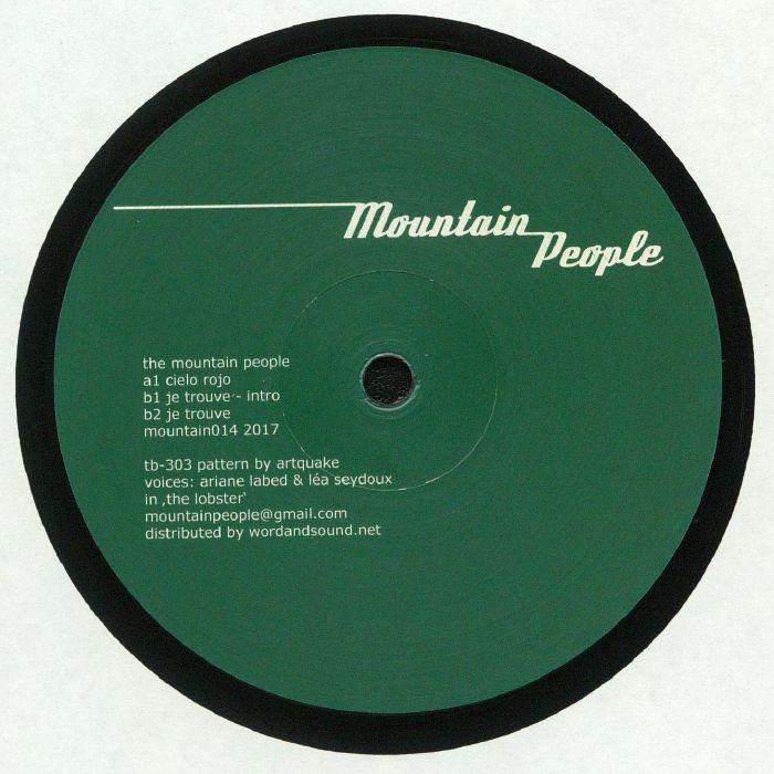 MOUNTAIN PEOPLE, The - MOUNTAIN 014