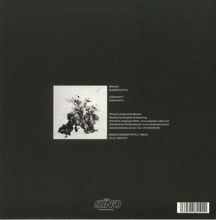 BENALES - Elements EP Part 2