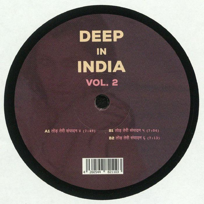 TODH TERI - Deep In India Vol 2