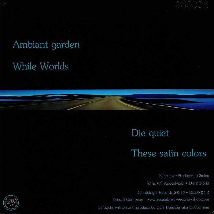 DUBBERMAN - These Satin Colors