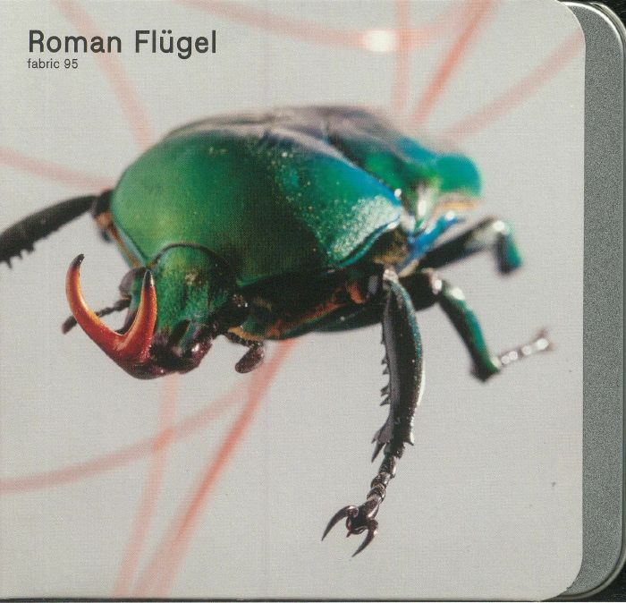 FLUGEL, Roman/VARIOUS - Fabric 95