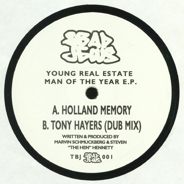 TWO BAD JEWS - Young Real Estate Man Of The Year EP