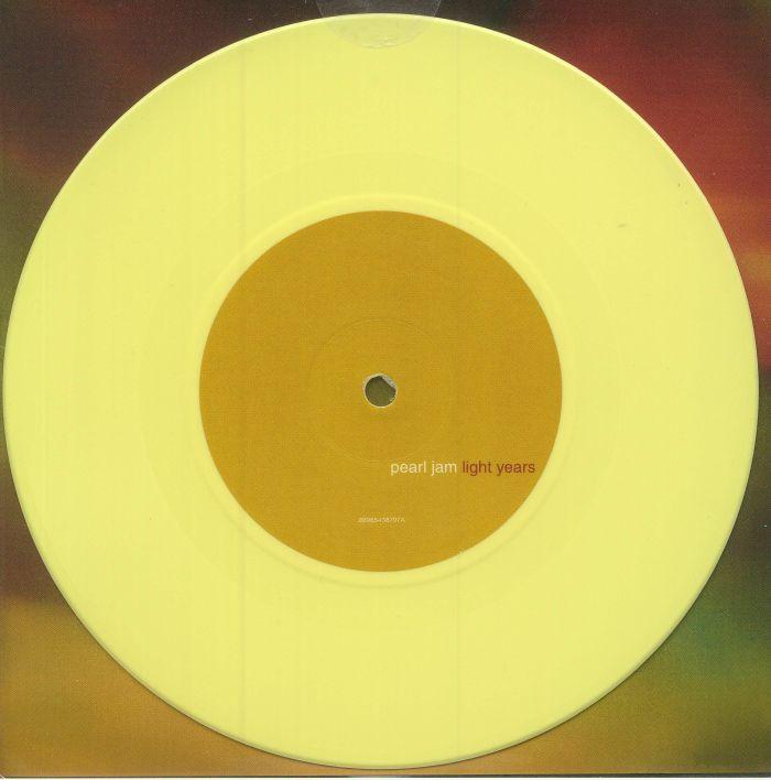 PEARL JAM - Light Years (reissue)