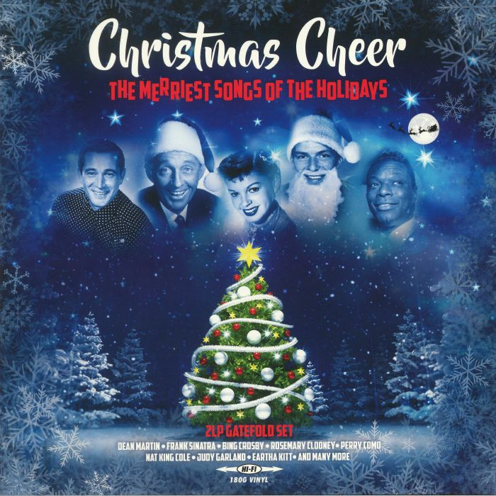 VARIOUS - Christmas Cheer: The Merriest Songs Of The Holidays