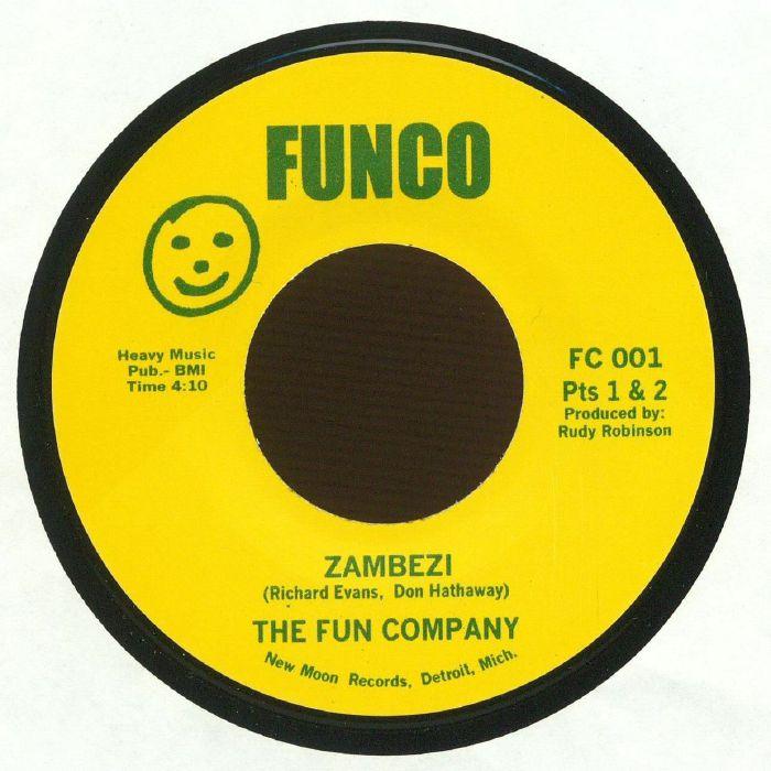 FUN COMPANY, The - Zambezi