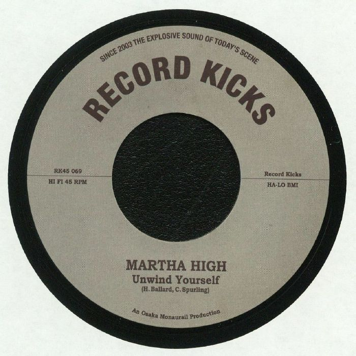 HIGH, Martha - A Little Taste Of Soul