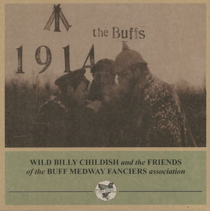 WILD BILLY CHILDISH & THE BUFF MEDWAYS - 1914 (reissue)