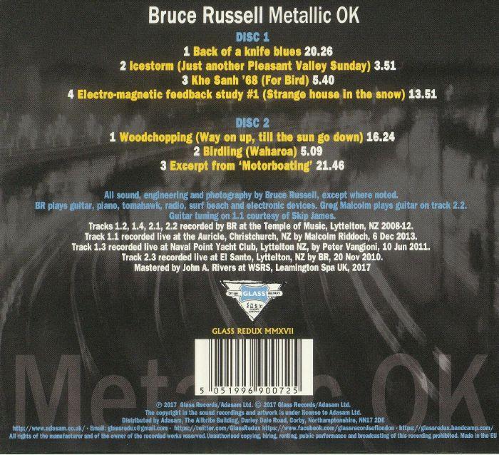 RUSSELL, Bruce - Metallic OK