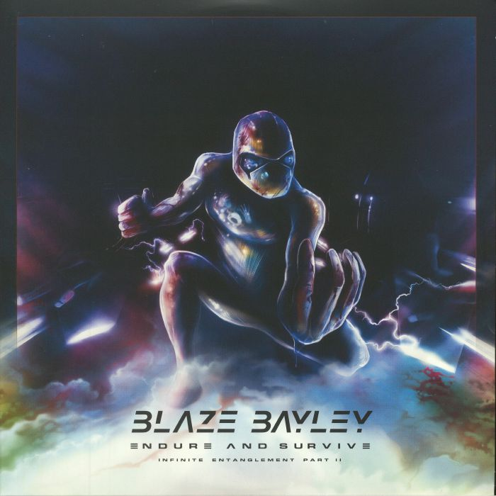 BLAZE BAYLEY - Endure & Survive: Infinite Entanglement Part II