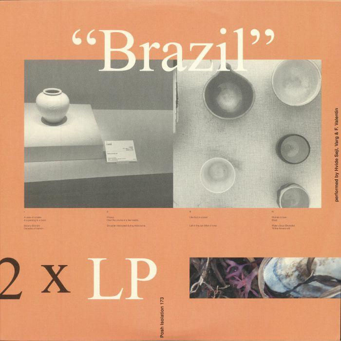HVIDE SEJL/VARG/F VALENTIN - Brazil (reissue) (remastered)