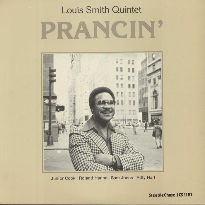 LOUIS SMITH QUINTET - Prancin'
