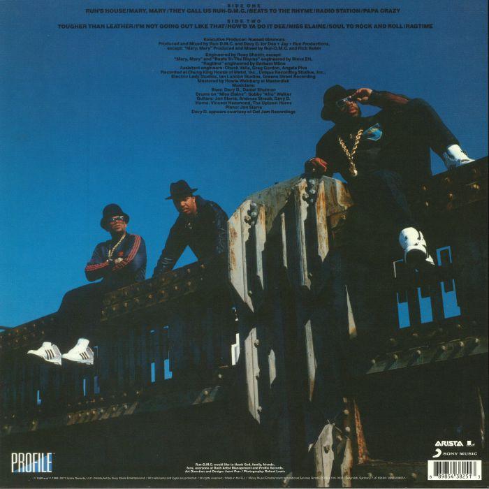 RUN DMC - Tougher Than Leather (reissue)