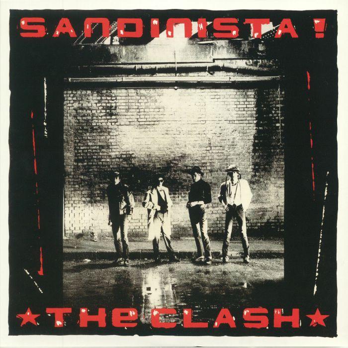 CLASH, The - Sandinista! (reissue)