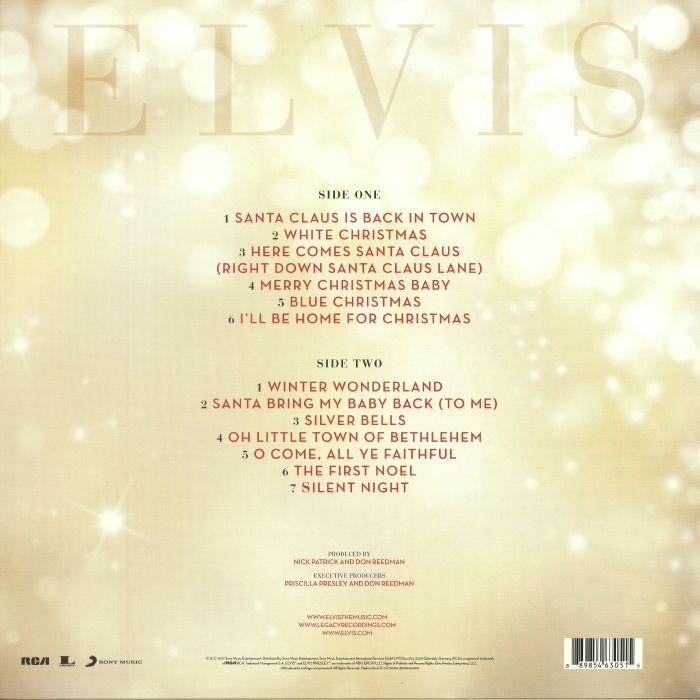 PRESLEY, Elvis - Christmas