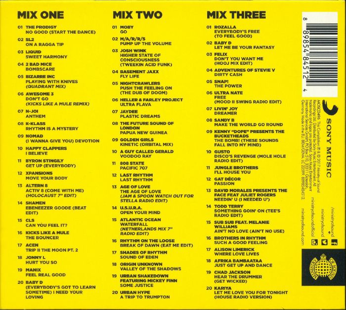 Various - Anthems Of Old Skool