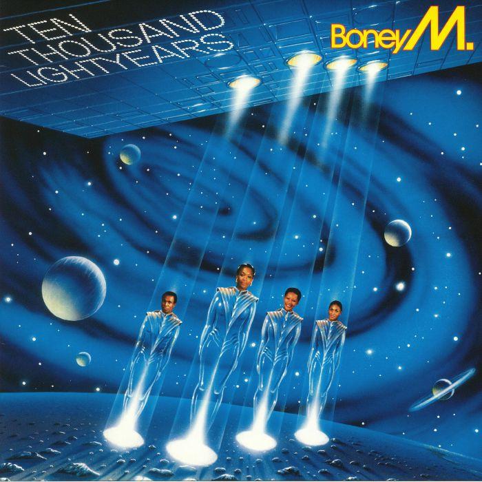 BONEY M - Ten Thousand Lightyears (reissue)