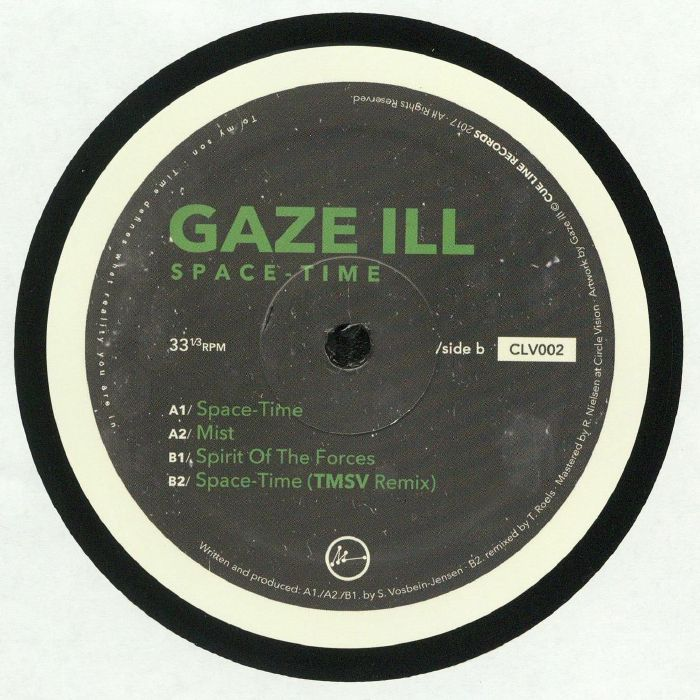 GAZE ILL - Space Time