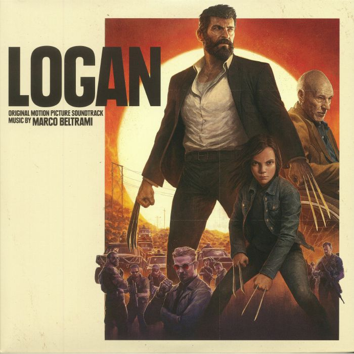 BELTRAMI, Marco - Logan (Soundtrack)