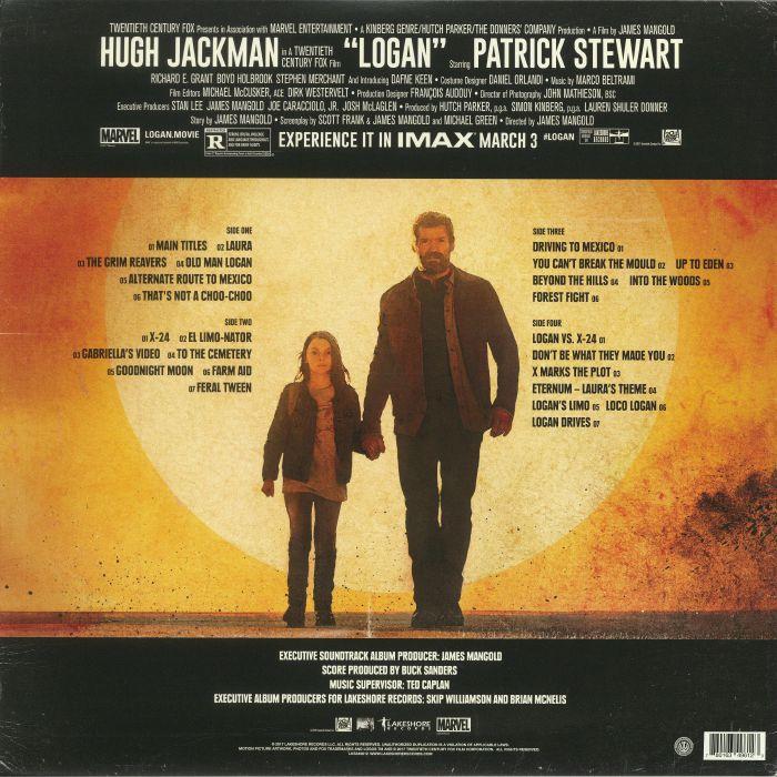 Marco BELTRAMI Logan (Soundtrack) vinyl at Juno Records.
