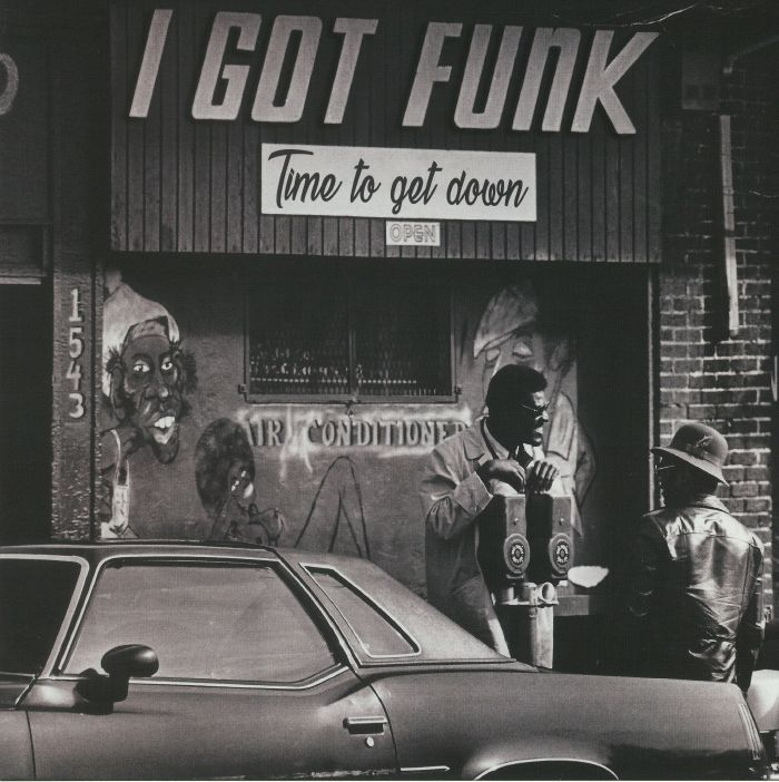 VARIOUS - I Got Funk: Time To Get Down