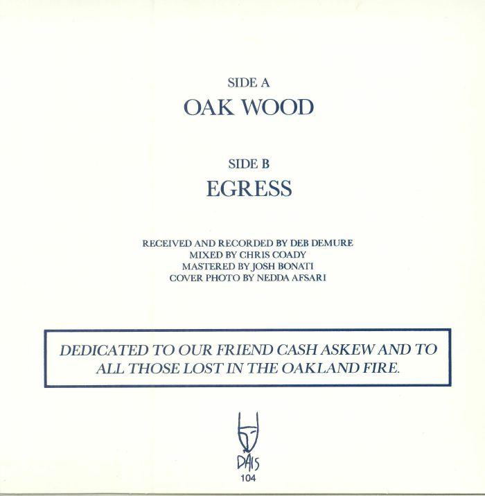 DRAB MAJESTY - Oak Wood