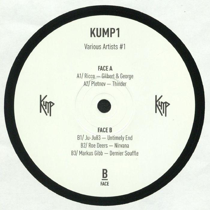 RICCO/PLETNEV/JU JU83/ROE DEERS/MARKUS GIBB - Various Artists #1
