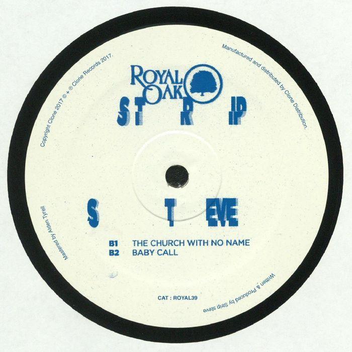 STRIP STEVE - Shy Funk EP
