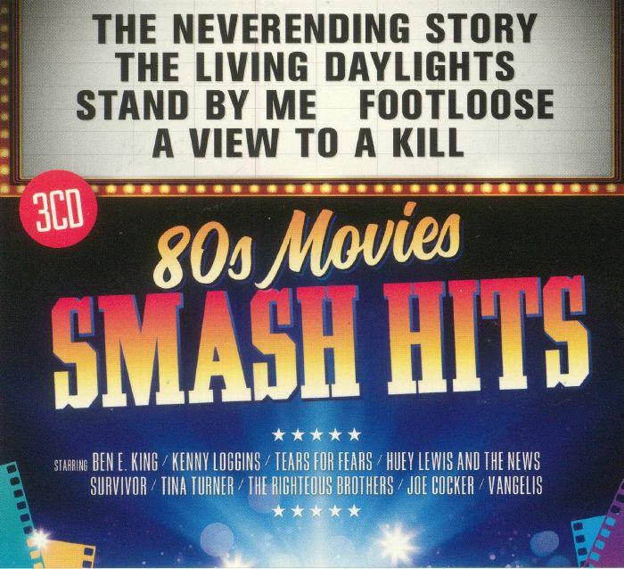 VARIOUS - Smash Hits 80s Movies
