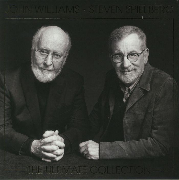WILLIAMS, John/STEVEN SPIELBERG - John Williams & Steven Spielberg: The Ultimate Collection