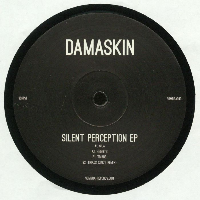 DAMASKIN - Silent Perception EP