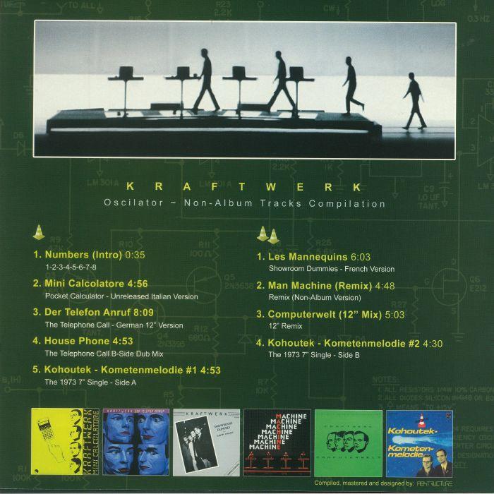 KRAFTWERK - Oscillator