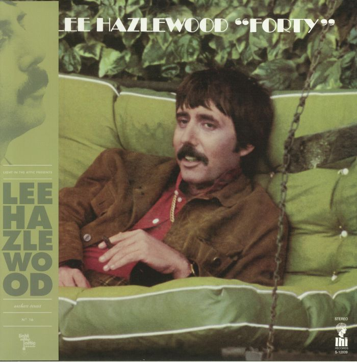 HAZLEWOOD, Lee - Forty (remastered)