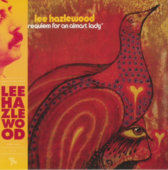 HAZLEWOOD, Lee - Requiem For An Almost Lady (reissue)